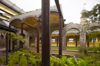 Paddington Reservoir Gardens. Photograph by Brett Boardman.
